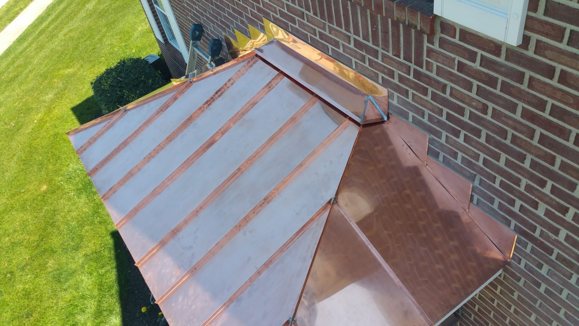 Image of Copper Roof